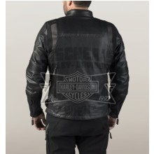 FXRG® Triple Vent System™ Waterproof Leather Jacket