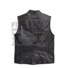 Foster Leather Vest